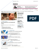 World Business, Finance, And Political News From the Financial Times - FT.com
