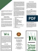 DNA Brochures