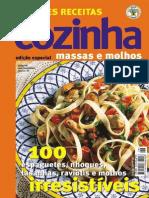 Claudia Cozinha - Massas & Molhos
