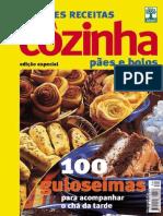 Claudia Cozinha - Grandes Receitas - Paes e Bolos