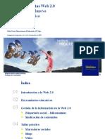 Aplicaciones Educativas Web20 II