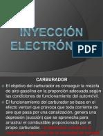 Inyección electrónica