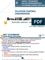 8 Particulate Collectors - Wet Scrubbers