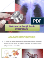 Sindrome de Insuficiencia Respiratoria