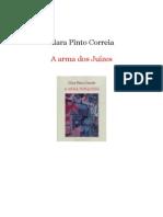 Clara Pinto Correia - A Arma Dos Juizes[1]