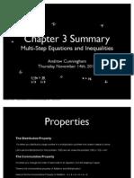 math ch3