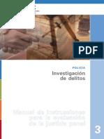 ONU Investigación de Delitos