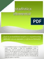 Estadística Elemental, Probabilidad Clasica