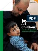 VPF World Vision - Including All Children