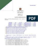 Legea Privind Statutul Judecatorului