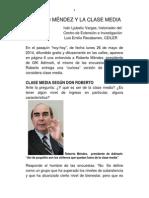 Don Roberto y La Clase Media
