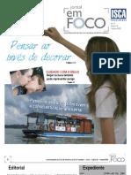 Jornal Laboratório EmFoco Isca Faculdades •  Ano 9 • Ed. 56 • Outubro 2009