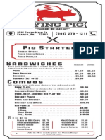 flying pig menu 2-24-2014
