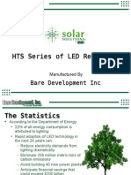 Solar Solutions LED Presentation