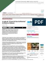 A Volta de _A Lata de Lixo Da História_ de Roberto Schwarz - 18-05-2014 - Ilustríssima - Folha de S
