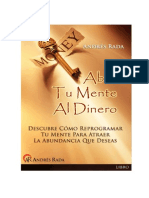 __INCOMPLETE__Andrés Rada - Abre Tu Mente Al Dinero