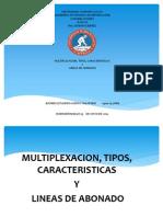 Multiplexacion - Comunicaciones