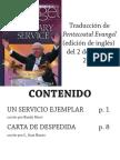 Un Servicio Ejemplar