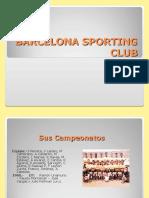 Barcelona Sporting Club 14