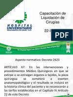 1. Liquidacion Cirugias