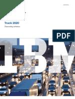 IBM Truck 2020 Transcending Turbulence