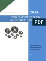Lubrication of Plain Cylindrical Bearings