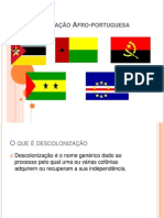 Descolonização Afro Portuguesa