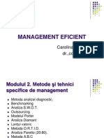 Management Eficient_Modulul II