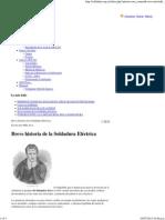 Breve Historia de La Soldadura Eléctrica