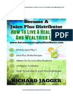 Become a Juice Plus Distributor