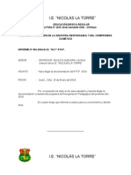 Programa de Recuperación Pedagógica 2014