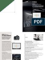 AF Guide EOS5D MarkIII Eng January2013