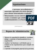 1. Desarrollo Organizacional