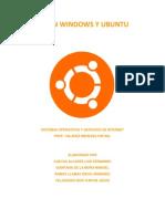 FTP Windows Ubuntu