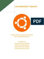 Sitio Web Windows Ubuntu