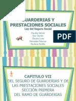 Guarderias y Prestacion Social