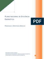 Plano Nacional de Eficiencia Energetica