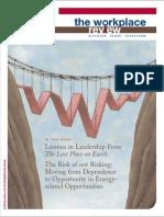Leadership -  The Last Place on Earth