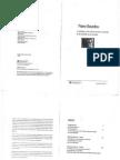 65443360 Bourdieu El Sociologo y Transformaciones Recientes Economia en Sociedad