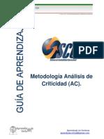Guia SCO Analisis Criticidad