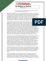 The Pledges of Aqabah - Abu Ruqayyah Farasat Latif