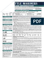 05.30.14 Game Notes