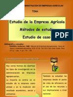 Tema 3 Estudio de La Empresa Agrícola
