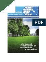 US/ICOMOS Annual Report 2008