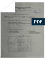 Evaluaciones, Talleres y Deberes