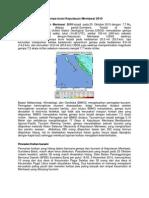 Kasus Mentawai