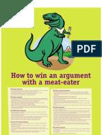 Argument Poster