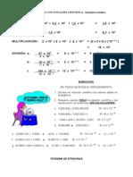 Guia 2 Notacion Pitagoras