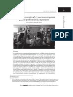 Competencias Socioafectiva Revista Educacion