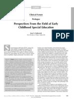 Clinical Forum Prologue